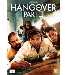 The Hangover Part II - DVD