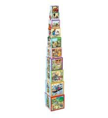 Barbo Toys - Rasmus Klump Stacking Cubes (7421)