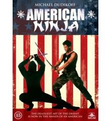 American Ninja (1985) - DVD