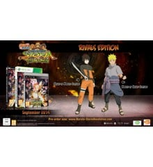 Naruto Shippuden Ultimate Ninja Storm Revolution - Rivals Edition
