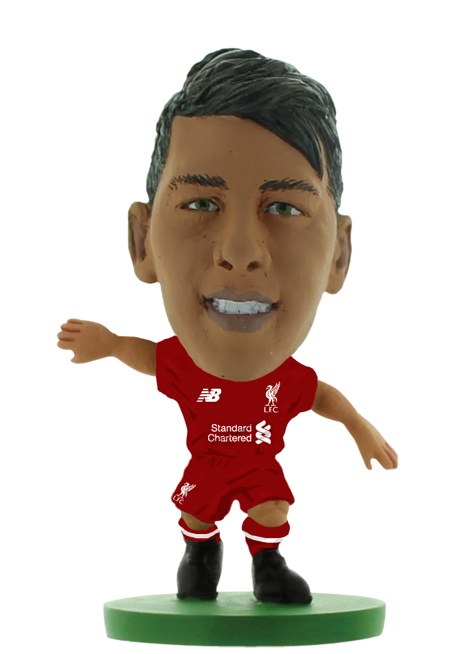 Soccerstarz - Liverpool Firmino - Home Kit (2020 version)