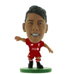 Soccerstarz - Liverpool Firmino - Home Kit (2020 version)
