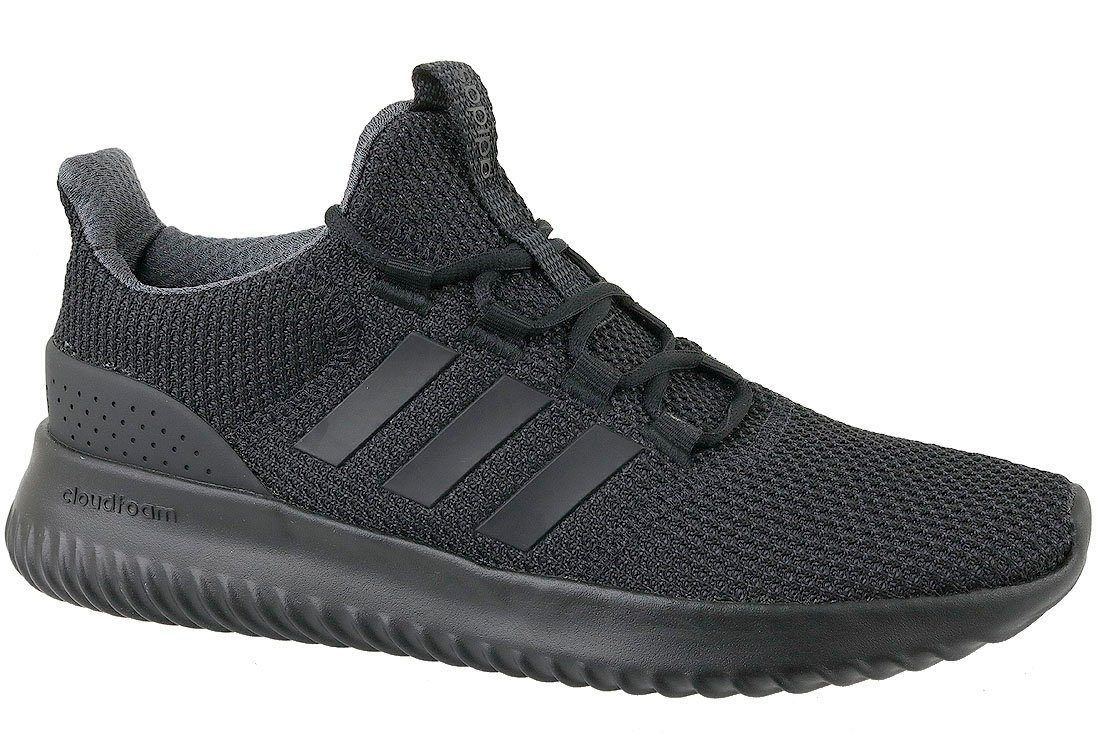 Köp Adidas Cloudfoam Ultimate BC0018, Mens, Black, sneakers