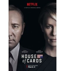 House of Cards - Sæson 5 (Blu-Ray)