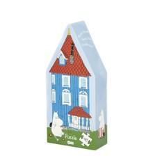 Barbo Toys - Puslespil - Mummis Hus (40 brk)
