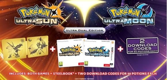 Pokemon Ultra Sun & Ultra Moon: Ultra Dual Edition
