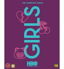 Girls: The Complete Series 1 - 6 (Blu-ray)