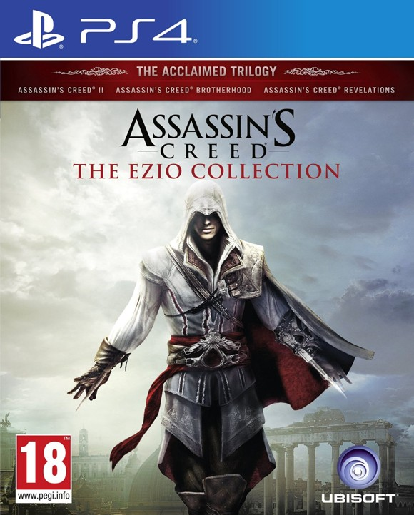 Assassin's Creed: The Ezio Collection (Nordic)