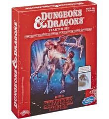 Dungeons & Dragons - Stranger Things Starter Set (D&D)