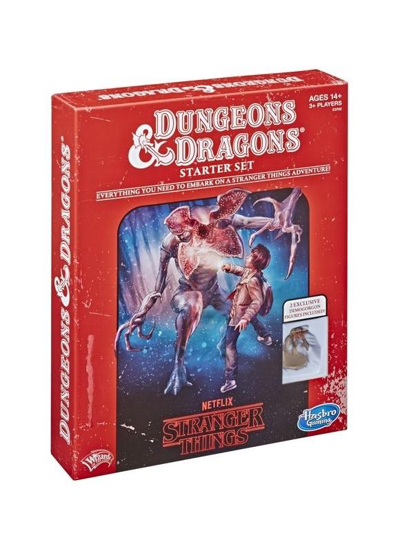 Dungeons & Dragons - Stranger Things Starter Set (D&D)