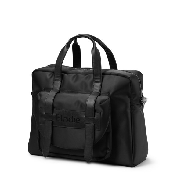 Elodie Details - Changing Bag Signature Edition - Brilliant Black