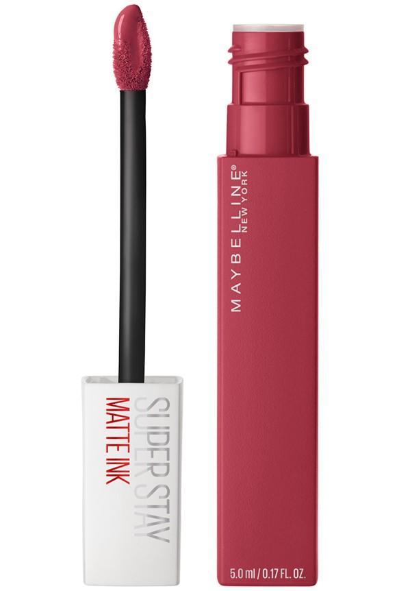 Maybelline - Superstay Matte Ink Liquid Lipstick - 80 Ruler