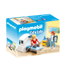 Playmobil - Røntgenspecialist (70196)