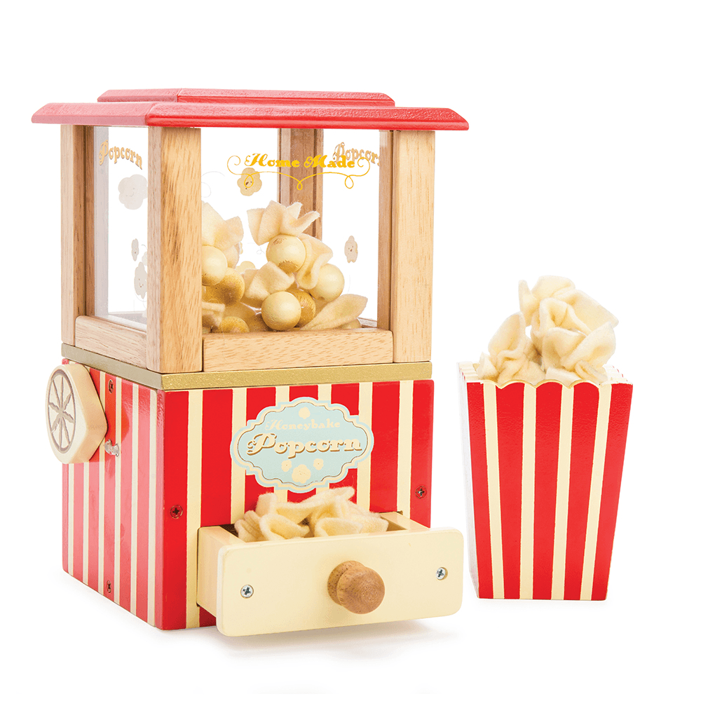 Le Toy Van - Honeybake - Popcorn Maschine (TV318)