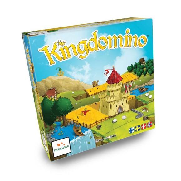 Kingdomino - Boardgame (Nordic)