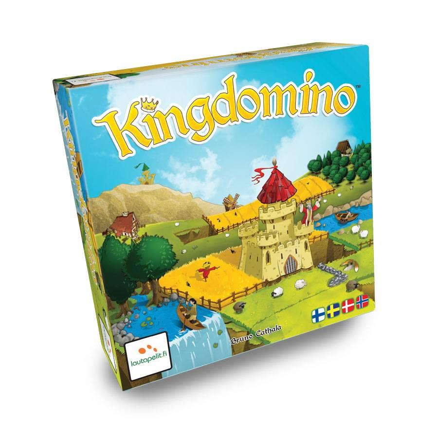 Kingdomino - Brætspil (Nordisk)
