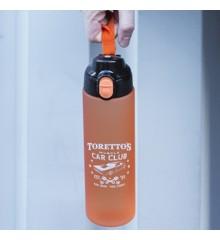 Fast & Furious - Water Bottle - Orange