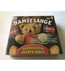 Bamsesange vol 1 - 3CD