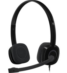 Logitech H151  Headset With Microphone