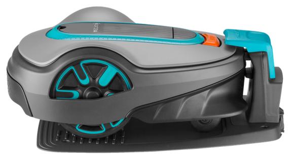 Gardena - Robotic Lawnmower - SILENO life 1000m²