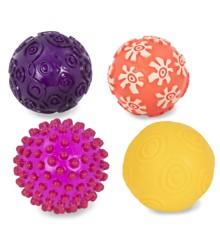 B. Toys - Oddballs Babybolde i Varme farver (1474)