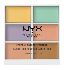 NYX Professional Makeup - 3C Palette - Color Correcting Concealer