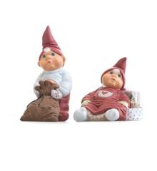 Klarborgnisser - Cecilie & Vilhelm Year Couple 2014 (93084)