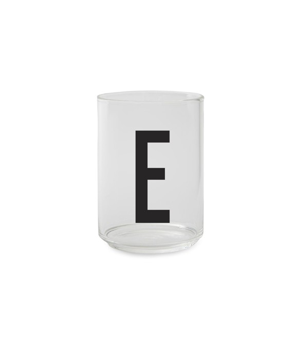 Design Letters - Personal Drinking Glass E