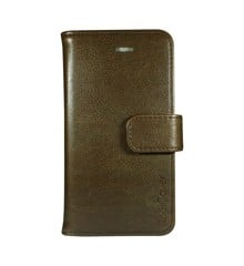 """RadiCover - Flipside """"Fashion"""" Stand Function - iPhone 7/8 - Brown"""