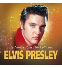 Elvis Presley - The Number One Hits - CD