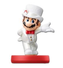 Nintendo Amiibo Mario in Wedding Outfit (Super Mario Collection)