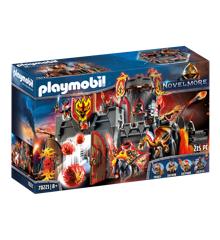 Playmobil - Burnham Raiders borgen (70221)