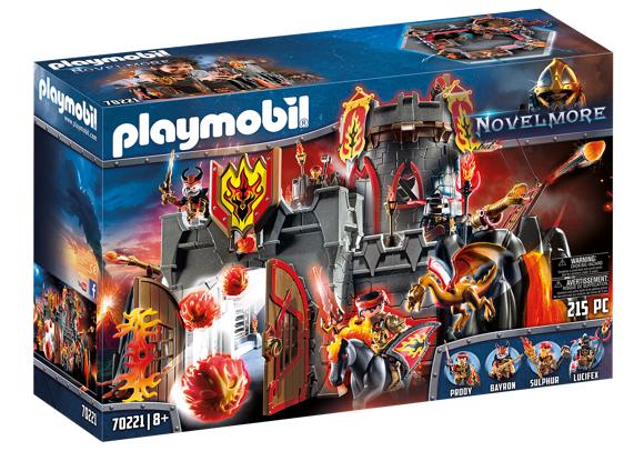 Playmobil - Burnham Raiders Fortress (70221)