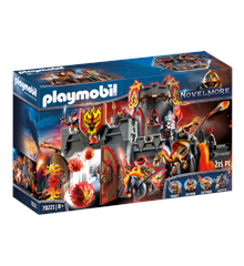 Playmobil - Flamerock Fortress (70221)
