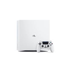 Playstation 4 Pro White Console - 1 TB