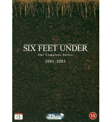 Six Feet Under: The Complete Series - DVD
