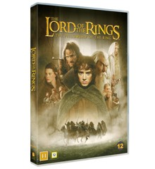 Lord of the rings 1 - the fellowship of the ring (theatrical cut) -DVD