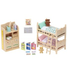 Sylvanian Families Childrens Bedroom Set (4254)
