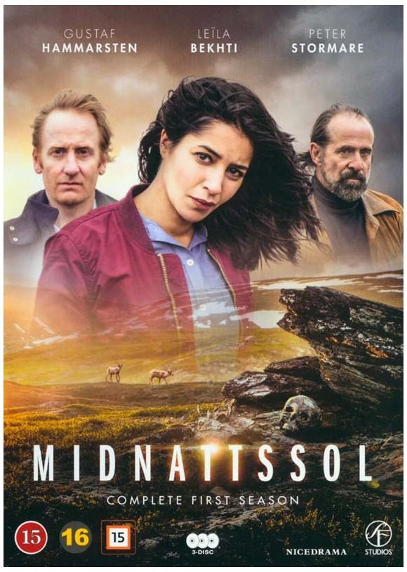 Midnattssol: Season 1 - DVD