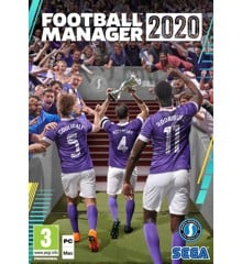 Football Manager 2020 (Code via Email)