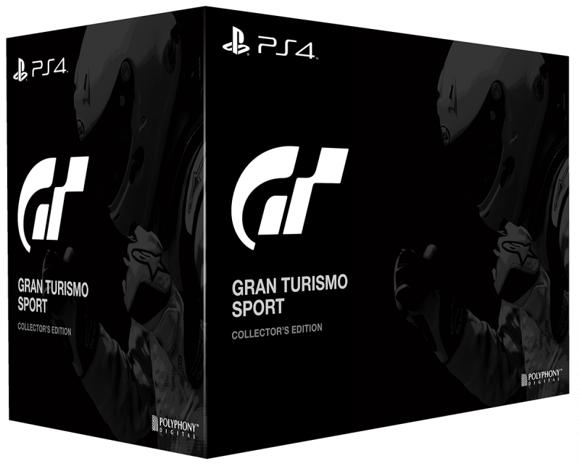 Gran Turismo: Sport (Collector's Edition)