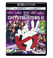 Ghostbusters II (4K Blu-Ray)