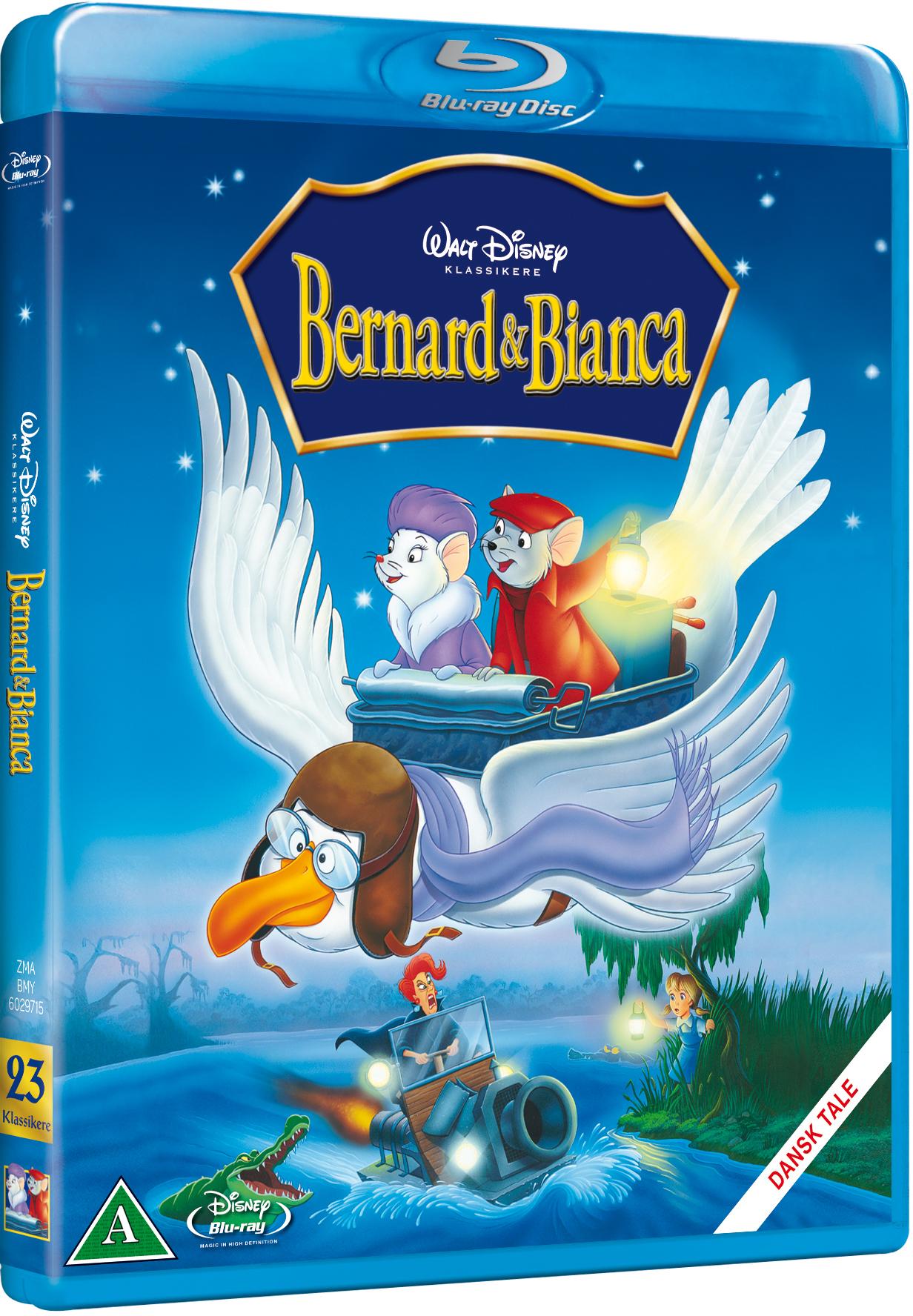 Bernard & Bianca Disney classic #23