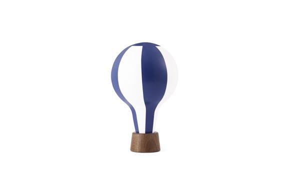 Tivoli By Norman Copenhagen - Tale Figurines Air Balloon Large - Royal Blue (5000218)