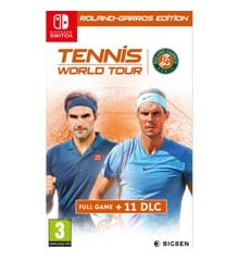 Tennis World Tour (Roland-Garros Edition)