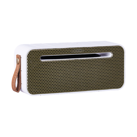 Kreafunk - aMove Bluetooth Speaker - White (kfng61)