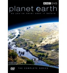 Planet Earth - David Attenborough - The Complete Series - DVD
