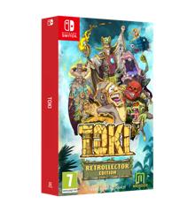 Toki - Retrocollector Edition