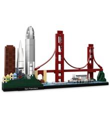 LEGO Architecture - San Fransisco (21043)