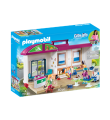 Playmobil - Mobil dyrlægeklinik (70146)